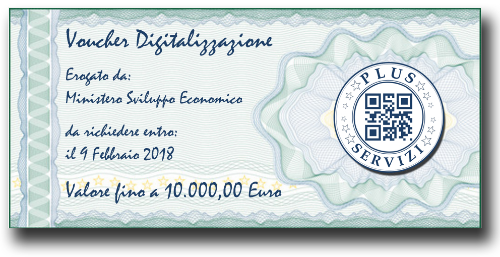 PLUS Servizi - voucher digitalizzazione